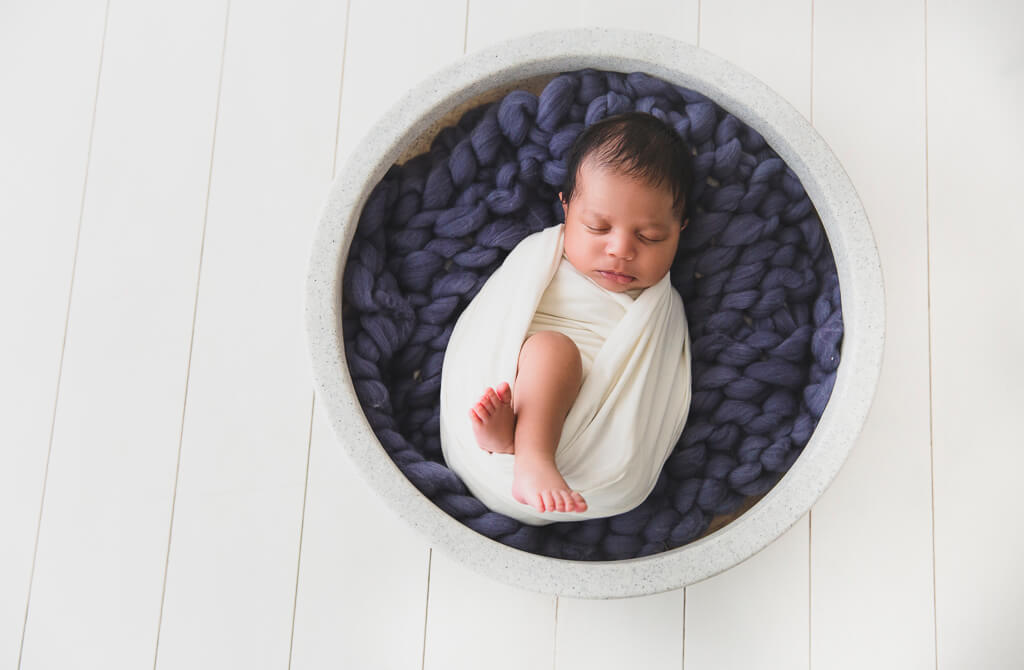 Newborn Photo Session (8 days- 2 months)